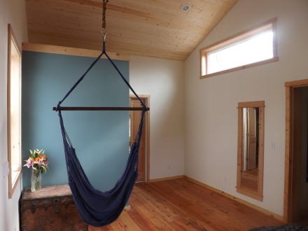 Full bedroom addition.  Seaside, Oregon